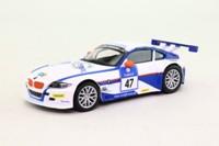 Motorama 49397; BMW Z4; 2009 24h Nurburgring DNF; Schmersal, Koslowski, Rosler, Stursberg; RN47