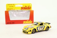 Solido 1323; Porsche 911 Turbo; Racing; Singel & Vincent; RN97