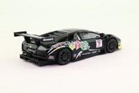 Burago #18-38002; Lamborghini Murcielago; 2007 FIA GT; Bouchut & Mucke; RN7