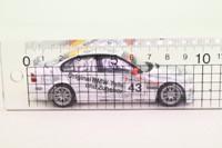 Minichamps 400 032443; BMW 320i Touring Car; 2003 ETCC Barcelona 1st; Dirk Muller; RN43
