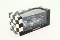 Minichamps 400 061325; Aston Martin DBRS9; 2006 FIA GT3 Race Spa DNF; Stancheris & Alessi; RN25