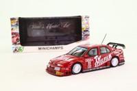 Minichamps 430 950311; Alfa Romeo 155 DTM; 1995 DTM; Christian Danner; RN11