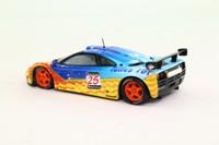 Minichamps 530 164325; McLaren F1 GTR; 1997 FIA GT Championship; Laribiere & Petit; RN25