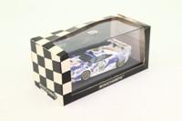 Minichamps 430 976606; Porsche 911 GT1; 1997 FIA 4h Hockenheim 4th; Stuck & Boutsen; RN6