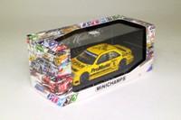 Minichamps 430 935506; Mercedes-Benz C-Class DTM; 1995, Team AMG; K Thim, RN6