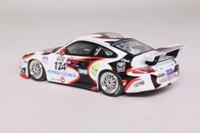 Minichamps 400 056224; Porsche 911 GT3 Cup; 2005 24h Spa; Mattheus/Geoffroy/Vanbellingen/Fumal; RN124