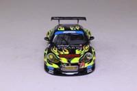 Minichamps 400 046979; Porsche 911 GT3 RS; 2004 GP of Miami 29th; Gunnar, Minter, Hunt; RN79