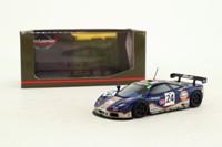 Minichamps 530 154434; McLaren F1 Coupe; 1995 Le Mans, Blundell, Bellm, Sala, RN24
