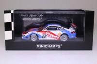 Minichamps 400 056466; Porsche 911 GT3 RSR; Spa 2005; Class Winner, Lieb, Rockenfeller, Luhr; RN66
