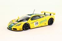 Minichamps 530 164329; McLaren F1 GTR; 1996 24h Le Mans 6th; Wallace, Grouillard, Bell; RN29