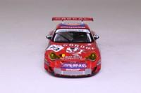 Minichamps 400 056473; Porsche 911 GT3 RSR; 2005 1000km Spa 15th; Lambert, Lefort, Palttala; RN73
