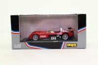 ONYX XLM040; Panoz Spyder LMP; 2000 24h Le Mans 5th; O'Connell, Katoh, Raphanel; RN12
