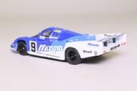 ONYX; Porsche 962C Group C Racer; 1990 24h Le Mans 8th; Krages, Dickens, Wollek; RN9