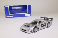 Corgi TY97113; Mercedes-Benz CLK GTR; D2/Warsteiner, RN11