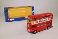 Corgi C469/15; AEC Routemaster Bus; London Transport; 15 East Ham; London Standard