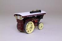 Trackside DG125019; Burrell Showmans Steam Locomotive; Winston Churchill, Holland's Golden Dragons
