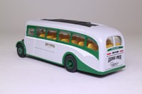 Corgi 97180; AEC Regal Half Cab Coach; Grey Green Coaches of London; Dest: Bognor