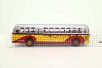Corgi 97635; GM Old Look Bus; TD4502: Los Angeles Motor Coach; Hollywood, Long Beach