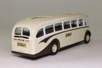 Corgi 97821; Daimler CVD6 Half Cab Coach; Swan; Pennard