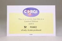 Corgi 97170; Burlingham Seagull Coach; Woods of Blackpool, Blackpool Seagull