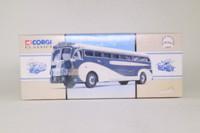 Corgi Classics 98462; Yellow Coach 743; Greyhound Lines, Dest Atlanta
