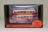 EFE 19802; Daimler CVG6 Bus; PMT;  Longton