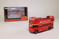 EFE 17902; AEC Routemaster; Open Top, London Transport Metroline;  Special Service