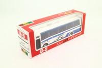 Diapet B-5; JR Highway Bus; Blue & White