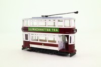 Corgi 97281; Double Deck Tram, Closed Top, Closed Platform; City of Coventry; Bedworth
