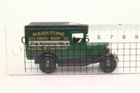 Days Gone Lledo DG013; 1934 Ford Model A Light Van; The Darling Buds of May