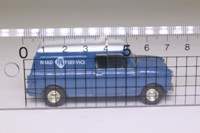 Vanguards VA14000; Austin Mini Van; RAC Caledonian Patrol