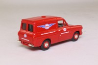 Vanguards VA4008; Ford Anglia Van; Esso Aviation Services