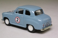Vanguards VA23005; Austin A35 Saloon; Graham Hill's Rally Car