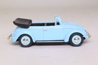 Vanguards VA2001; Volkswagen Beetle Cabriolet; Open Top, Pale Blue
