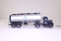 Corgi 16304; Scammell Highwayman; Artic Tanker, Crow Carrying Company