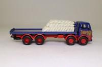 Corgi Classics 26201; Albion Mouthorgan Cab; 8 Wheel Rigid Flatbed; TW Davidson Jr; Sacks Load