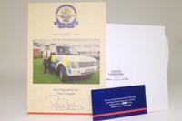 Vanguards CP2002; Cheshire Constabulary 2 Pce Set; Ford Cortina MkII GT & Range Rover P38