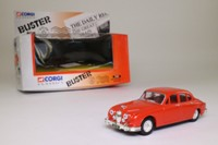 Corgi 01801; 1959 Jaguar Mk.2 3.4 Litre; Buster - From the Movie