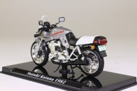 Atlas Editions 4 658 122; 1982 Suzuki Katana Motorcycle; Silver Metallic