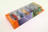 Matchbox/Lesney GBJ74; 5 Piece Set; Blue Highways Road Trip