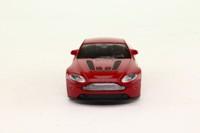 Welly 90873; 2009 Aston Martin V12 Vantage; Metallic Dark Red