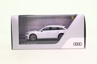 Audi Collection 501.18.062.31; Audi A6 Avant; Glacier White