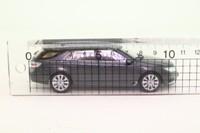 Atlas Editions 3 898 029; 2012 Saab 9-5 Aero Sport Combi; Metallic Grey