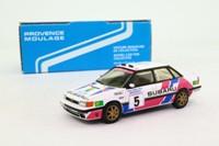 Provence Moulage K525; Subaru Legacy; 1990 Acropolis Rally DNF; Alen & Kivimaki; RN5