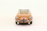 Vitesse L008; Citroen DS19 Saloon; 1959 Monte Carlo Rally 1st, Coltelloni & Alexandre; RN176