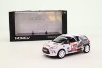 Norev 155278; Citroen DS3 WRC; 2010 Rallye du Var 5th; Ogier & Ingrassia; RN1