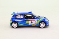 Universal Hobbies 2266; Renault Clio Super 1600; 2002 Mont Blanc Rally 2nd; Jean-Joseph & Boyere; RN6