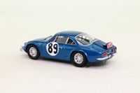 Trofeu 817; Alpine Renault A110; 1968 Monte Carlo Rally 7th; Vinatier & Jacob; RN89