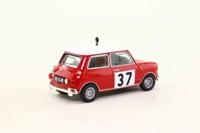 DeAgostini; BMC Mini Cooper S; 1964 Monte Carlo Rally 1st; Hopkirk & Liddon; RN37