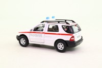 Cararama 21000; Mercedes-Benz ML 320; Notarzt, Germany, Emergency Doctor